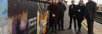 People and Places of Penkridge celebrated with new artwork